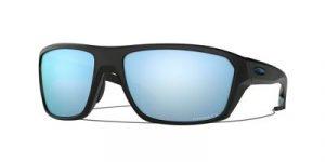 Oakley Split Shot 9416 06 matte black lenti prizm h2o polarized