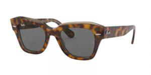 Occhiale da sole Ray-Ban 2186 1292/B2 State street