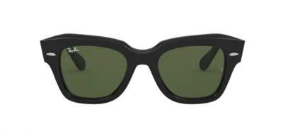 Occhiale da sole Ray-Ban 2186 901/31 State street