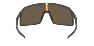 Occhiale da sole Oakley Sutro 9406 05 Matte carbon lenti Prizm 24K front Ottica Centro Russi Ravenna